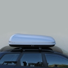 FARAD Roof Box F1 400L grey