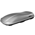 FARAD Roof Box F3 680L grey metallic