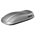 FARAD Roof Box F3 400L grey metallic