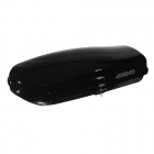 FARAD Roof Box  ZEUS 400L black metallic