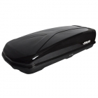 FARAD Roof Box  KORAL 400L black metallic