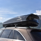 FARAD Roof Box KORAL 630L black metallic