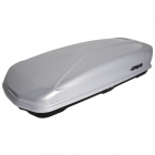 FARAD Roof Box KORAL 630L grey metallic