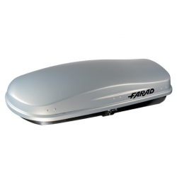 FARAD Roof Box  ZEUS 400L grey