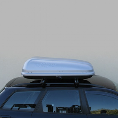 Farad roof box f1 320l with double side opening